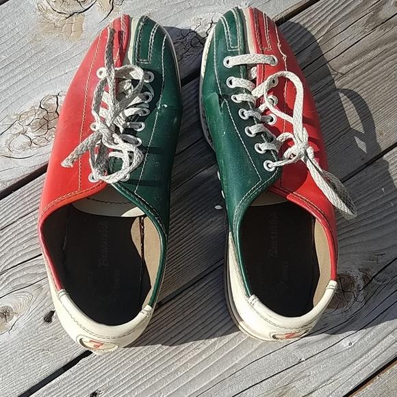 1e46295e1d6e71 Vintage Bowling Shoes. M 5b85beb09fe4863a78508ddc